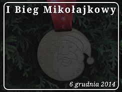 I Bieg Mikołajkowy